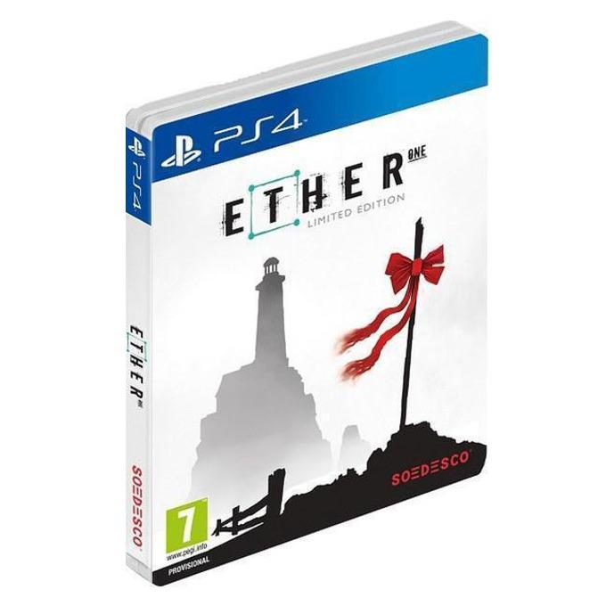 Игра за конзола Ether One Steel Book Edition, за PS4 image