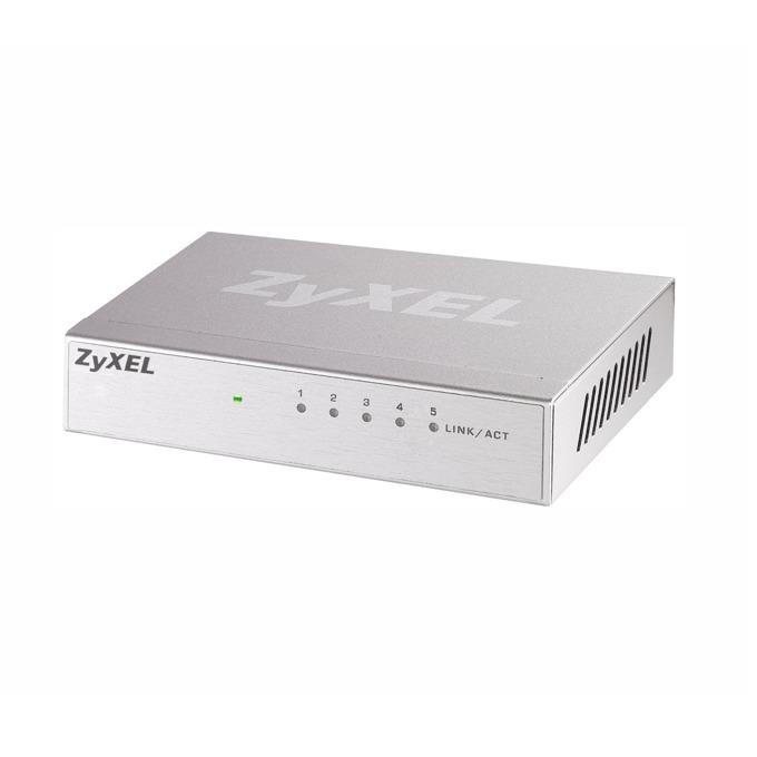 Суич ZyXEL GS-105B, 5Port 1000 Mbps image