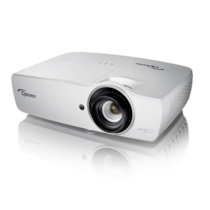 Проектор Optoma EH470, 3D, DLP, Full HD(1920x1080), 20,000:1, 5000lm, 2x HDMI, DVI, VGA, USB, RJ-45, RS232C image