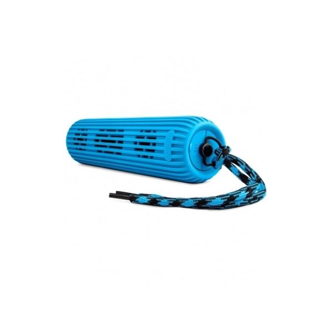 Тонколона Microlab D21, 1.0, 7W (2x 3.5W), Bluetooth 4.0, microSD слот, синя, вграден микрофон image