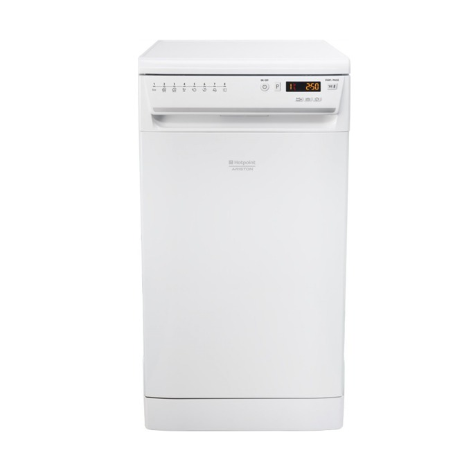 Съдомиялна Hotpoint-Ariston LSFF8M117EU, клас А+, 10 комплекта, 8 програми, бяла image