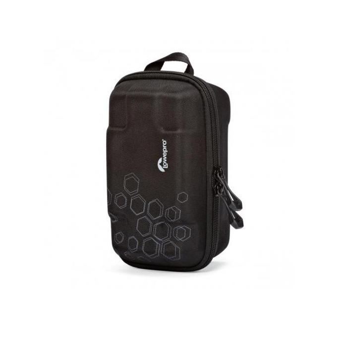 Чанта за фотоапарат Lowepro Dashpoint AVC 1 за екшън камера/аксесоари, твърд материал, черна image