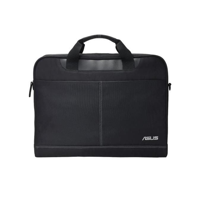 "Чанта за лаптоп Asus Nereus Carry Bag за за лаптопи до 16"" (40.64 cm), черна image"