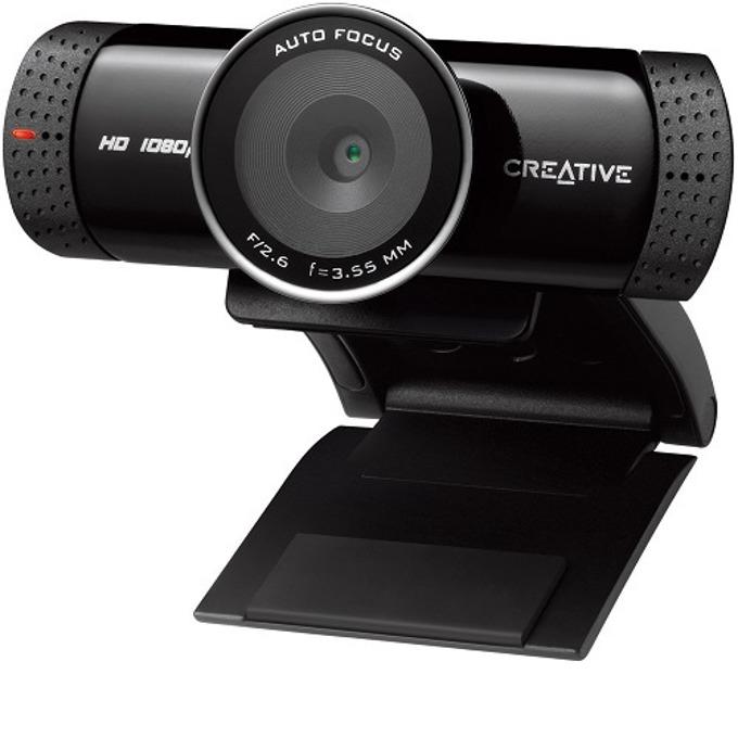 Уеб камера Creative Live!, HD 720p (1280 x 720), микрофон, 5.7Mpix, USB image