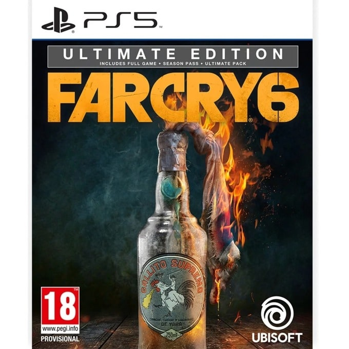 Far Cry 6 Ultimate Edition PS5 product