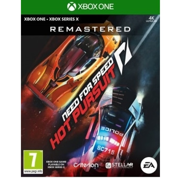 Игра за конзола Need for Speed Hot Pursuit Remastered, за Xbox One image