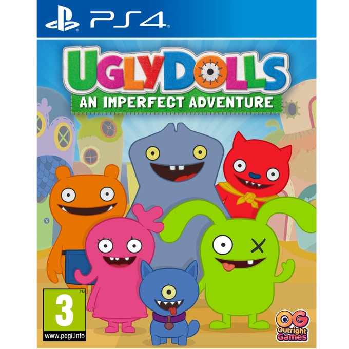 Игра за конзола Ugly Dolls: An Imperfect Adventure, за PS4 image