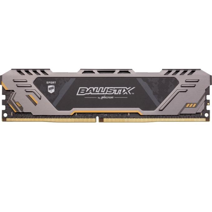 Памет 16GB, DDR4, 3000MHz, Crucial Ballistix Sport AT, BLS16G4D30CEST, 1.35V image