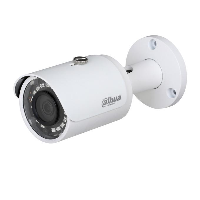 "IP камера Dahua IPC-HFW4431S-0360B, насочена ""bullet"", 4 Mpix(2688x1520@25FPS), 3.6mm обектив, H.265+/H.265/H.264+/H.264, IR осветеност(до 30 метра), IP67 защита от вода, PoE, RJ-45 image"