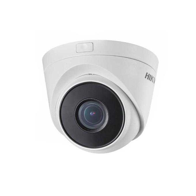 IP камера Hikvision DS-2CD1323G0-I, куполна камера, 2MP (1920×1080@30fps, 2.8 mm/4 mm/6 mm обектив, H.265+, H.265, H.264+, H.264, IR осветление (до 30m), външна IP67, PoE, RJ-45 image
