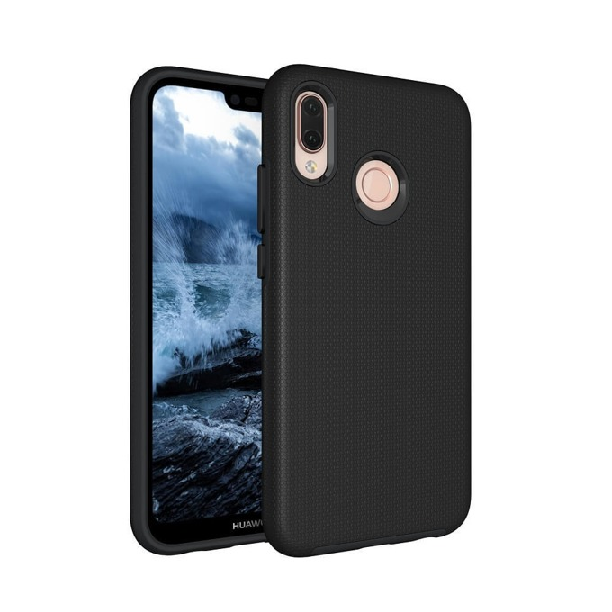 Калъф за Huawei P20 Lite, термополиуретан, Eiger North Case, черен image