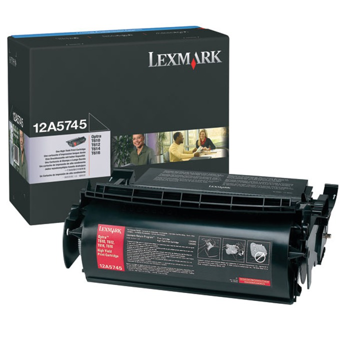 КАСЕТА ЗА LEXMARK OPTRA T 610/n.612.614.616.222 product
