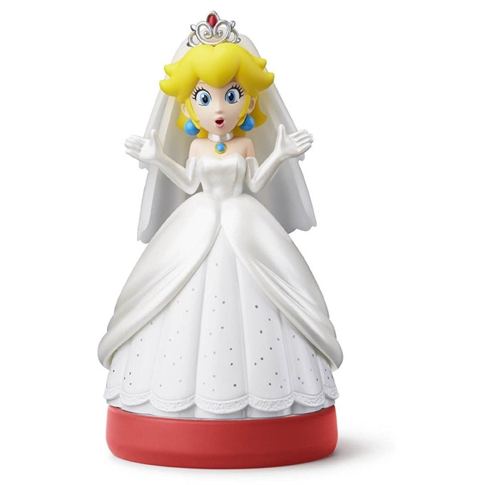 Amiibo - Peach (Super Mario Odyssey) product