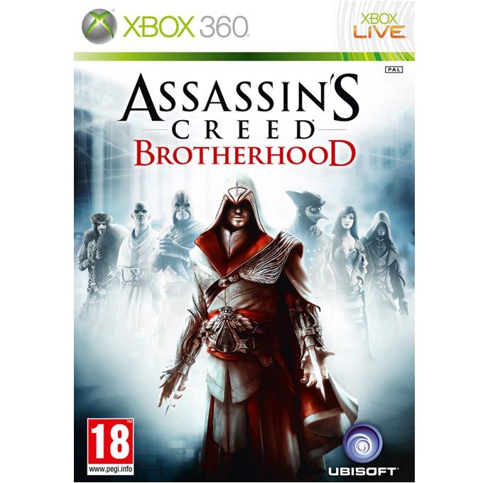 Игра за конзола Assassin's Creed: Brotherhood, за XBOX360 image