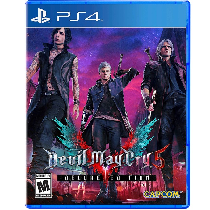 Devil May Cry 5 - Deluxe Edition, за PS4 image