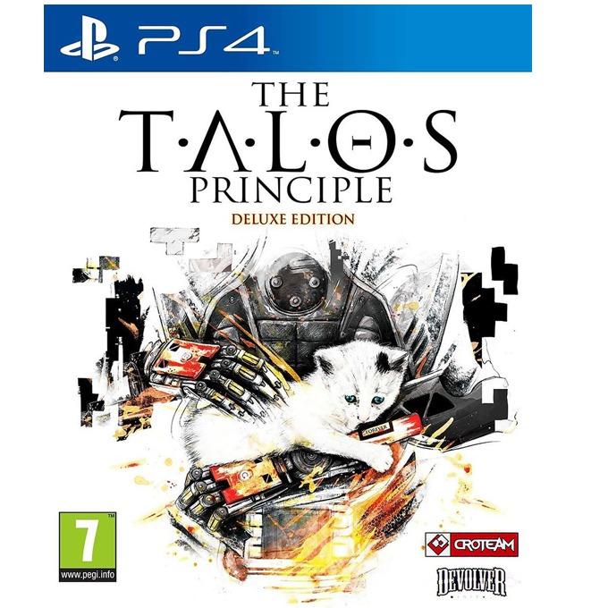 Игра за конзола The Talos Principle: Deluxe Edition, за PS4 image