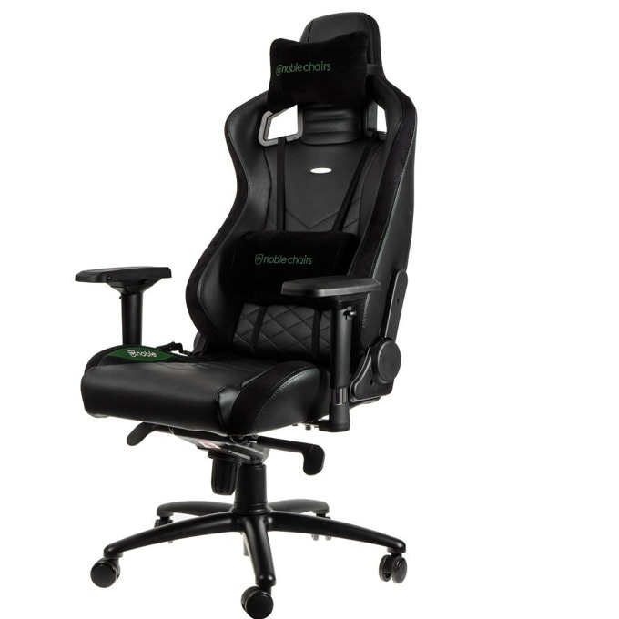 noblechairs EPIC Black Green