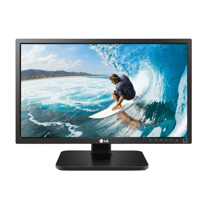 """Монитор LG 22MB37PU, 21.5"""" (54.61 cm), IPS панел, FullHD, 5 ms, 5 000 000:1, 250cd/m2, DVI image"""