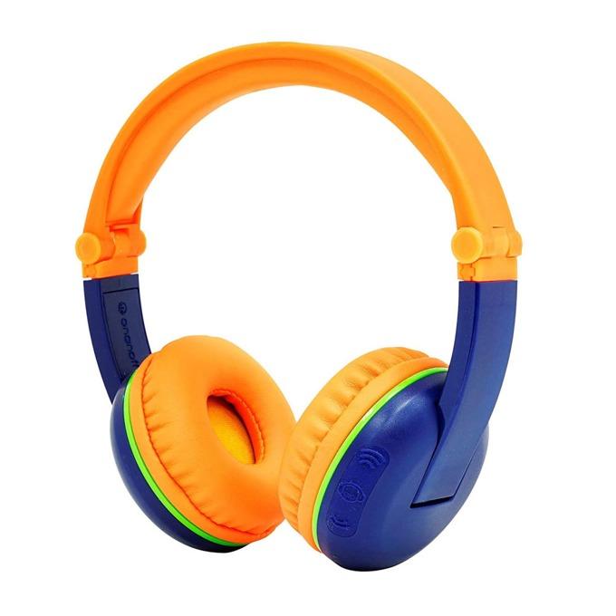 BuddyPhones SCOUT PLAY 41183 синьо-оранжеви product