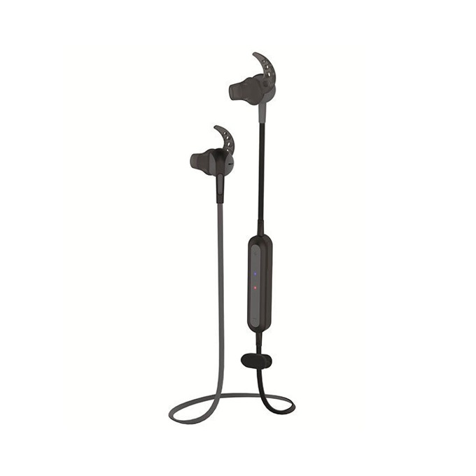 Слушалки Vivanco 35542, спортни, Bluetooth, микрофон, функционални бутони, черни image