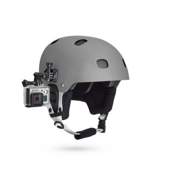 Стойка за каска GoPro Helmet Side Mount, за HERO2, HERO3 и HERO HD, черна image