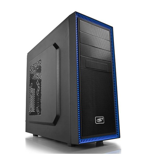 "Настолен компютър PC ""For the Aliance"", осемядрен AMD Ryzen 7 2700 3.2/4.1 GHz, Nvidia GeForce GTX Ti 1060 6GB, 16GB DDR4, 1TB HDD & 240GB SSD, 5x USB 3.0, Free DOS  image"