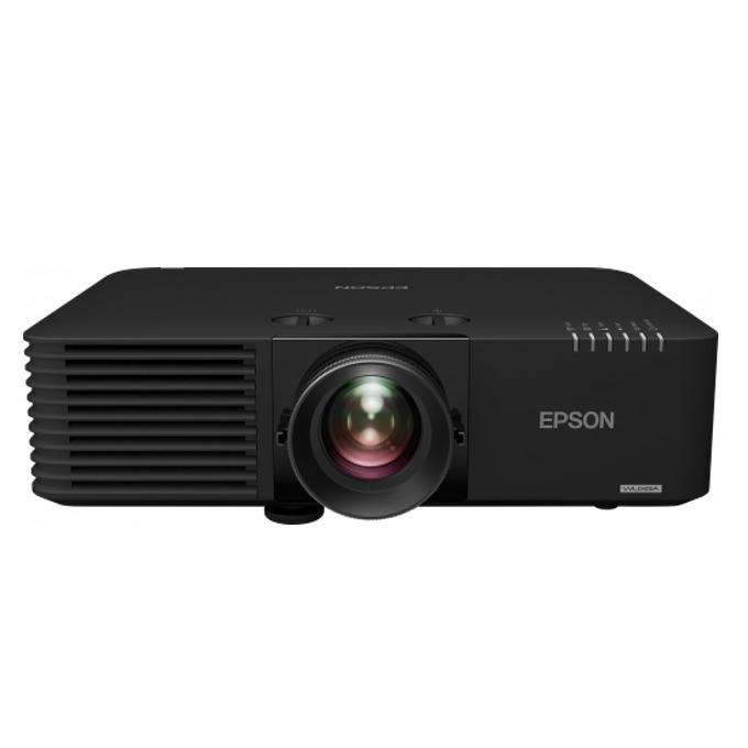 Проектор Epson EB-L615U, 3LCD, WUXGA (1920x1200), 2 500 000:1, 6000 lm, LAN, Wi-Fi, VGA, HDMI, USB image