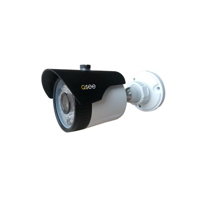 """AHD камера Q-See QH8054B, насочена """"bullet"""", 2 Mpix (1920x1080), 3.6mm обектив, IR осветеност (до 30 метра), външна, IP66 водоустойчивост image"""