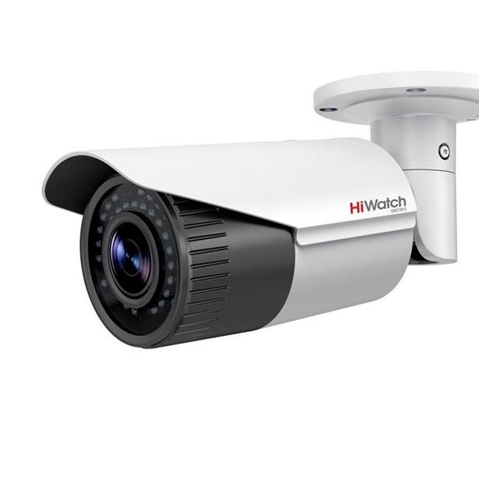 "IP камера HiWatch DS-I236, насочена ""булет"", 2 Mpix(1920×1080@25FPS), 2.8 mm обектив, H.264+/H.264, IR осветеност (до 30м), IP67 защита, PoE, RJ-45 (10/100Base-T) image"