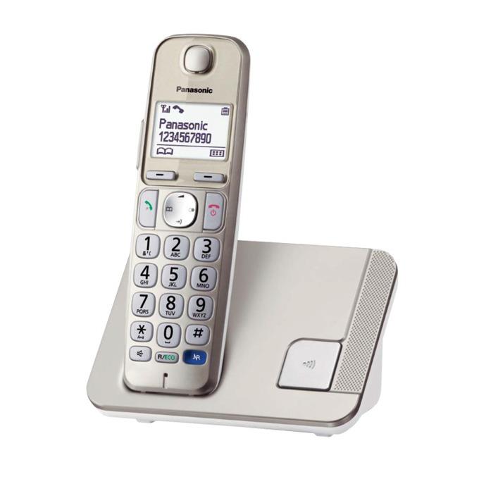 Безжичен телефон Panasonic KX-TGE210FXN 1015126