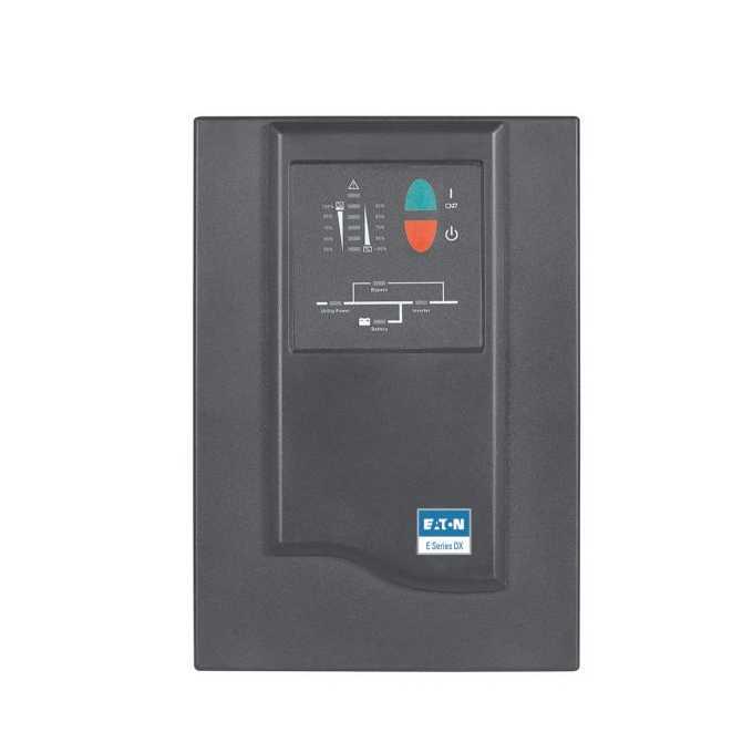 UPS EATON E Series DX 1000H, 1000VA/700W, ON Line image