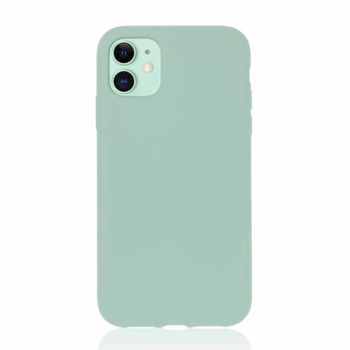 Калъф за Apple iPhone 11, термополиуретанов, Torrii Bagel IP1961-BAG-05, зелен image