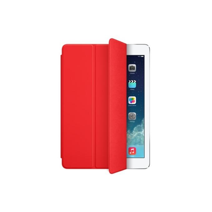 """Калъф Apple iPad Smart Cover за таблет до 9.7"""" (24.64 cm), """"бележник"""", червен image"""