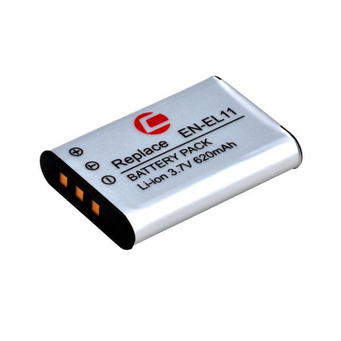 Батерия Cameron Sino за апарат NIKON EN-EL19 700mAh LiIon  image
