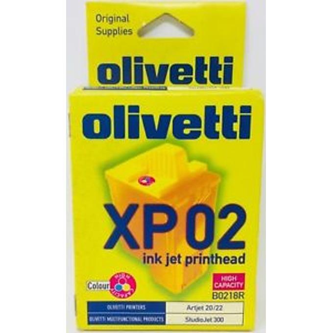 ГЛАВА ЗА OLIVETTI XP 02 - ARTJET 10/12/20/22 - P№ B0218 image