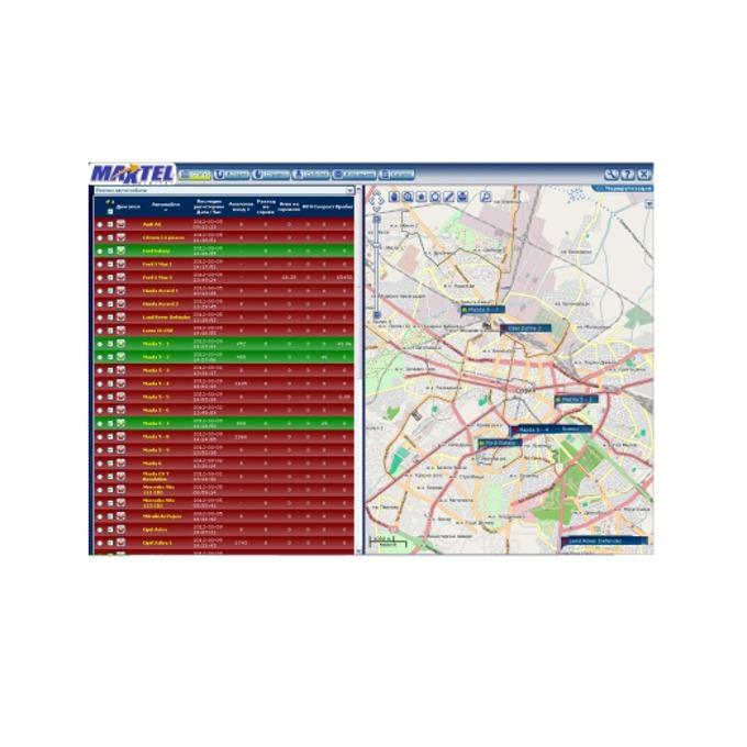 Ruptela MaxTrack GPS система