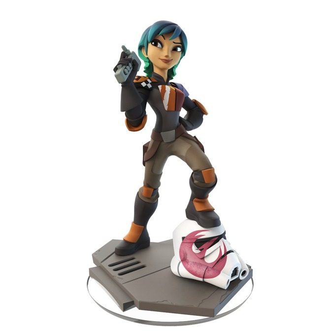 Фигура Disney Infinity 3.0: Star Wars Sabine Wren, за PS3/PS4, Wii U, XBOX 360/XBOX ONE, PC image