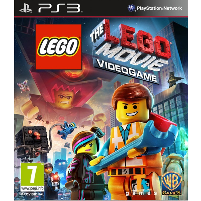 Игра за конзола LEGO Movie: The Videogame, за PlayStation 3 image