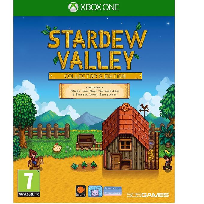 Игра за конзола Stardew Valley Collectors Edition, за Xbox One image