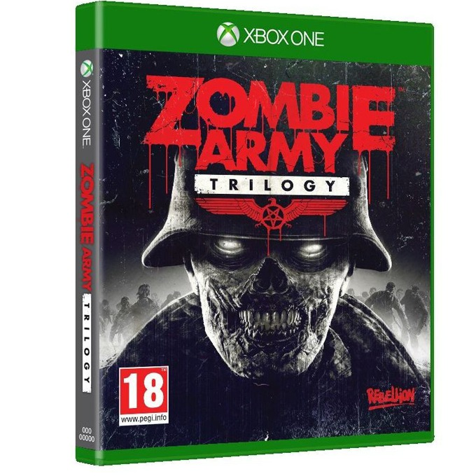 Игра за конзола Zombie Army Trilogy, за Xbox One image