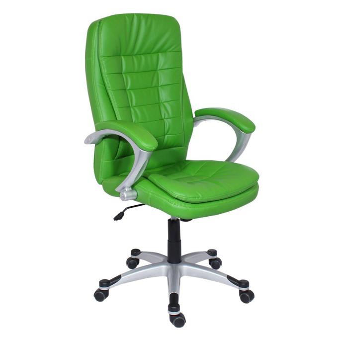 Директорски стол Carmen 6013, зелен image