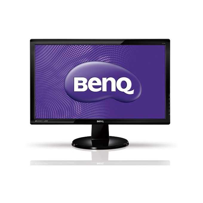 """Монитор BenQ GL2250, 21.5"""" (54.61 cm) TN панел, Full HD, 5ms, 12 000 000:1, 250 cd/m2, 1x DVI, 1x VGA image"""