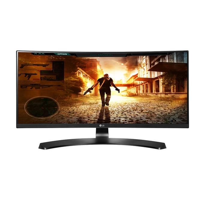 """Монитор LG 29UC88 (29UC88-B), 29"""" (73.66 cm), IPS панел, UW-UXGA, 5ms, 300cd/m2, Display Port, HDMI image"""