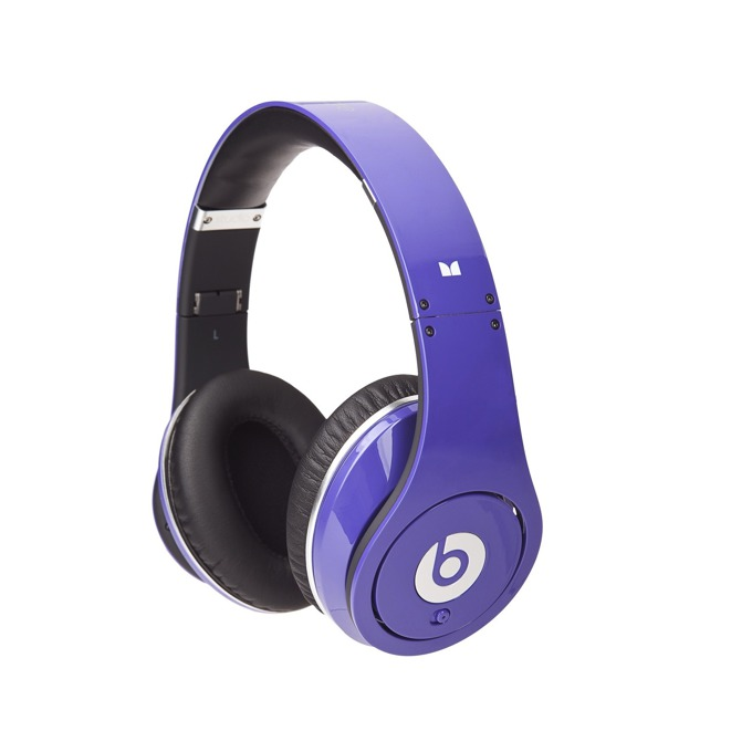Beats by Dre Studio Over Ear Purple product