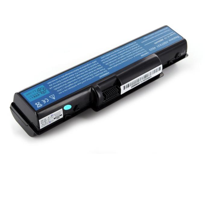 Батерия (заместител) за Acer Aspire series, eMachines D525/D725, 11.1V, 8800 mAh image