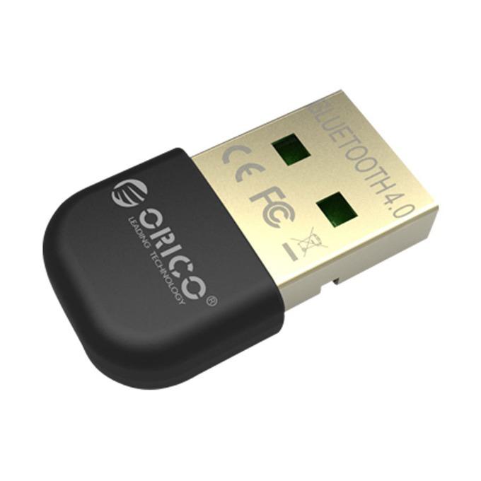 Адаптер ORICO BTA-403, Bluetooth 4.0, до 3Mbps, обхват до 20м, черен image