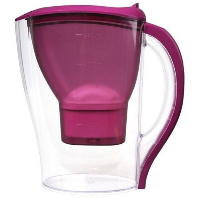 Кана Singer Purify WP-04, 2,5 литра, премахва котления камък, 96% пречистване от хлор, лилава image