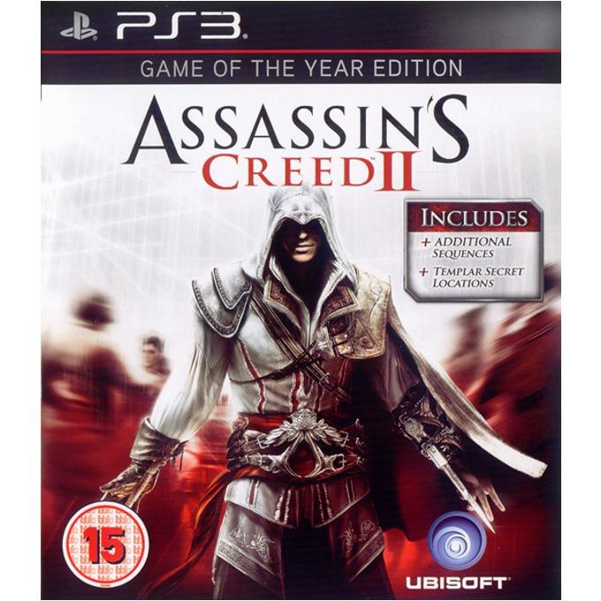 Игра за конзола Assassins Creed II GOTY, за PlayStation 3 image