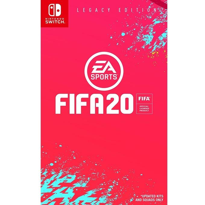 FIFA 20 Nintendo Switch product