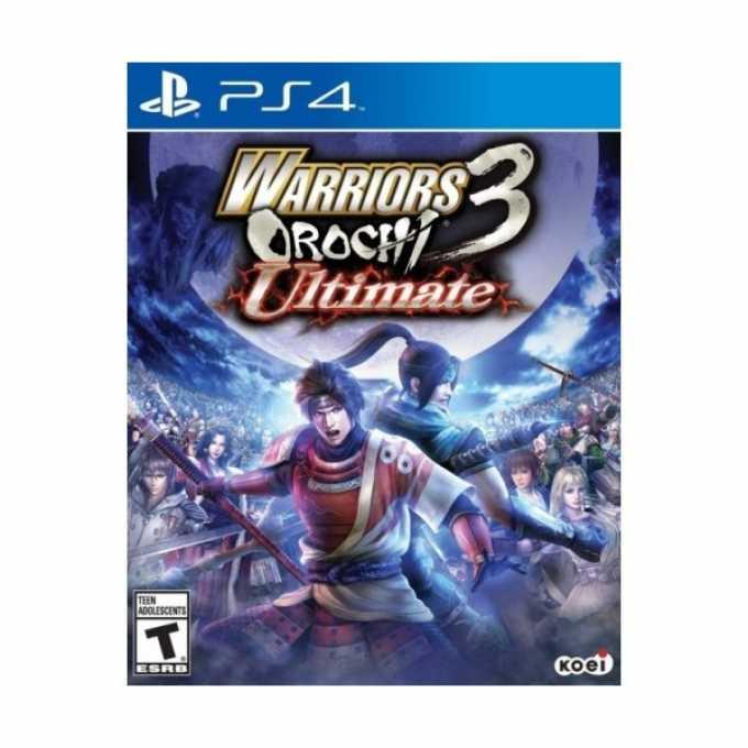 Игра за конзола Warriors Orochi 3 Ultimate, за PS4 image